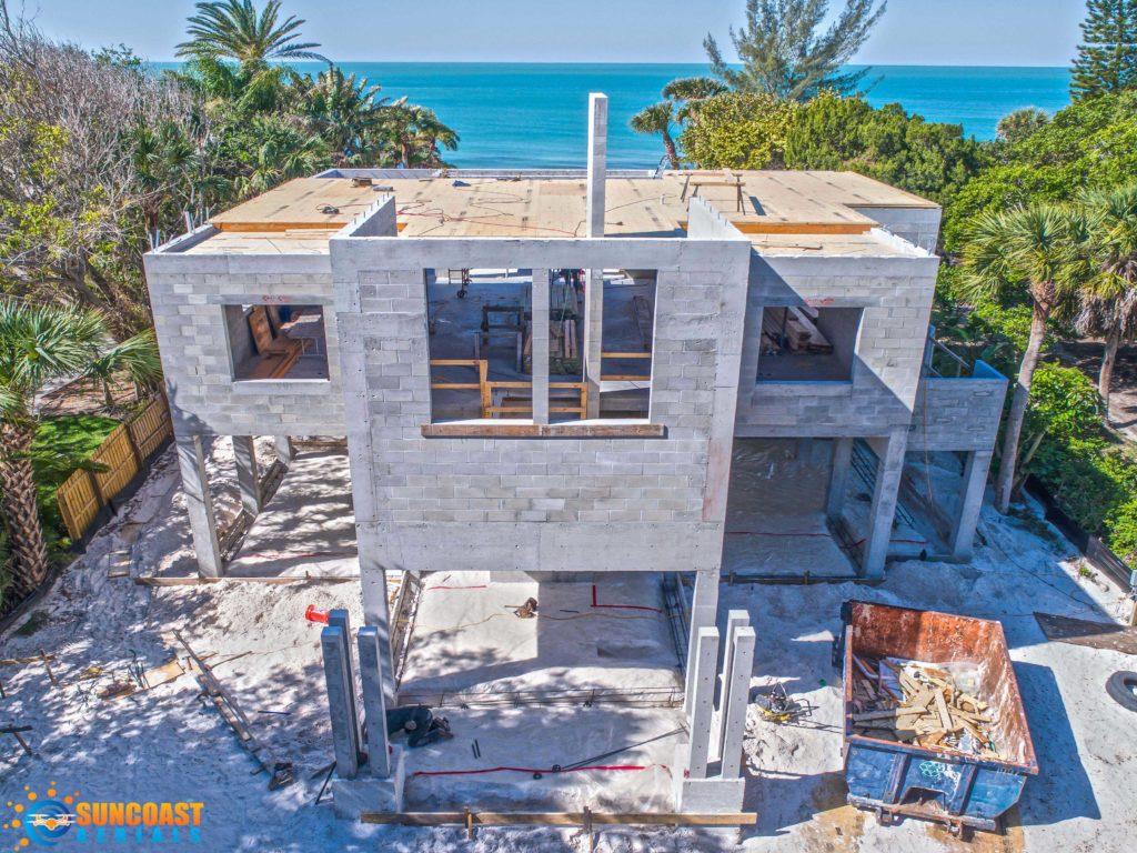 Construction Aerial Drone Services Sarasota