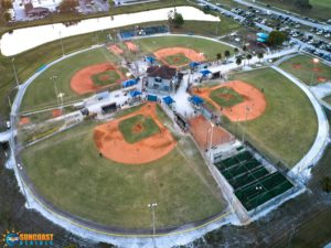 Special events aerial drone service sports music commercial sarasota fl